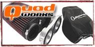 Quadworks Fuel & Air Accessories