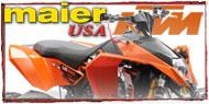 Maier Manufacturing ATV Body Plastics <br>KTM