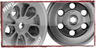 ATV Clutch Pressure Plates