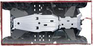ATV Chassis Armor