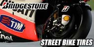Bridgestone Street Bike Tires