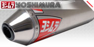 Yoshimura Exhausts