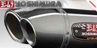 Yoshimura Street Bike Exhausts