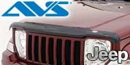 Auto Ventshade <br>Bugflector II for 2008-2014 Jeep Liberty