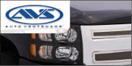 AVS Auto Ventshade <br /> Light Covers