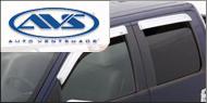 AVS Auto Ventshade<br /> Chrome Ventvisor™