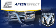 After Effect Bull Bars <br/> Dodge