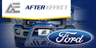 After Effect Bull Bars <br/> Ford