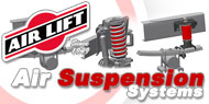 Air Lift Company<br>Air Suspension Systems