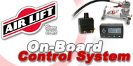 Air Lift Company<br>On-Board Air Leveling Control Systems