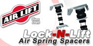 Air Lift Lock-N-Lift  Air Spring Spacer