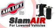 Air Lift Company<br>Slam Air Systems for Lowered Vehicles
