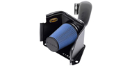 Airaid Cold Air Dam Intake System <br />with Blue SynthaMax Air Filter <br />for 03-07 H2