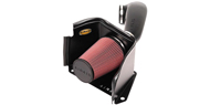 Airaid Cold Air Dam Intake System <br />with Red SynthaMax Air Filter <br />for 03-07 H2