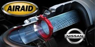 Airaid PowerAid for Nissan