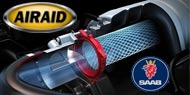 Airaid PowerAid for Saab