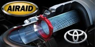Airaid PowerAid for Toyota