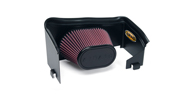 Airaid Cold Air Intake System w/o Tube for 2000-2003 <br />Dodge Durango with Red Filter