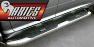 Aries 4 Inch Big Step Nerf Bars<br /> Stainless