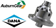 Dana Axle Positraction Units