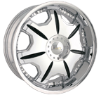 Baccarat Wheels <br/>Director 1150C Chrome