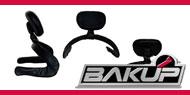 BAKUP Touring Bike Backrests