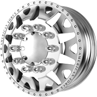 American Force Wheels<br /> BAUS Polished