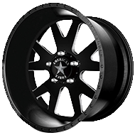 American Force Wheels<br /> BAUS SS5 Black