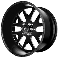 American Force Wheels<br /> BAUS SS6 Black