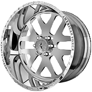 American Force BAUS SS6 Polished Wheels