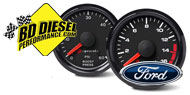 BD Diesel Ford <br />Performance Gauges