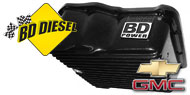 BD Diesel Chevy GMC <br />Deep Sump Cooling Pans