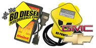 BD Diesel Chevy GMC <br />Tuners, Programmers and Monitors
