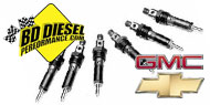 BD Diesel Chevy GMC <br />Injectors