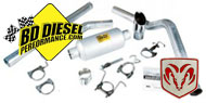 BD Diesel Dodge <br />Exhaust Kits &amp;amp; Components