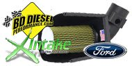 BD Diesel Ford <br />X-Intake Air Intakes