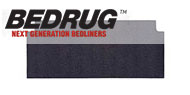 BedRug BedTred Tailgate  Mat for 1976-1986 Jeep Wrangler CJ