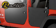 Bestop Jeep Soft Lower Half Doors for 2007-2015 Wrangler JK & Wrangler Unlimited JK