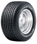 BF Goodrich <br> Radial T/A Tires