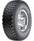 BF Goodrich <br> All Terrain T/A KO Tires