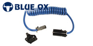Blue Ox Electrical Coiled Cables