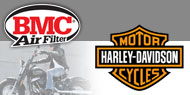 BMC Air Filters Harley Davidson