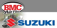 BMC Air Filters Scooters Suzuki