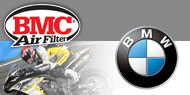 BMC Air Filters Street Bikes BMW