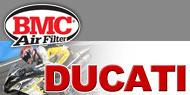 BMC Air Filters Street Bikes Ducati