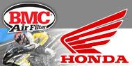 BMC Air Filters Street Bikes Honda