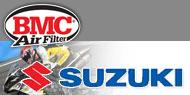 BMC Air Filters Street Bikes Suzuki