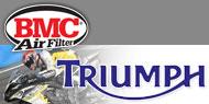 BMC Air Filters Street Bikes Triumph