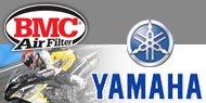BMC Air Filters Street Bikes Yamaha