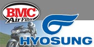 BMC Air Filters Touring / Cruisers Hyosung